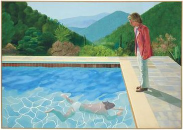 Artist Lecture - David Hockney: Portraits of People and Places