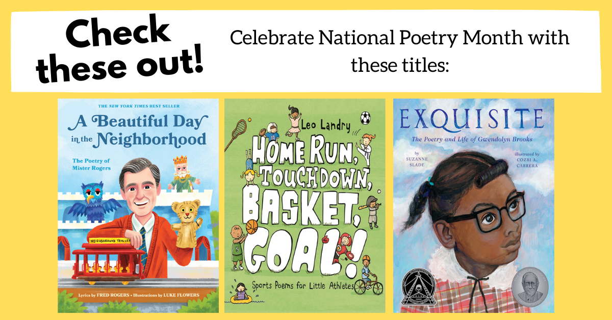 For Little Readers: Poetry