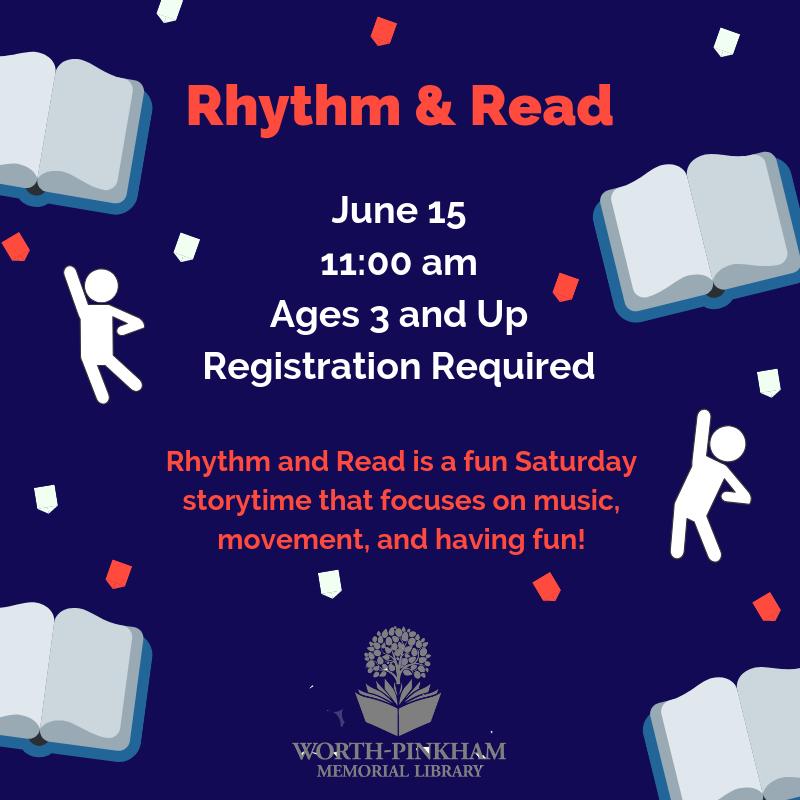 Rhythm & Read