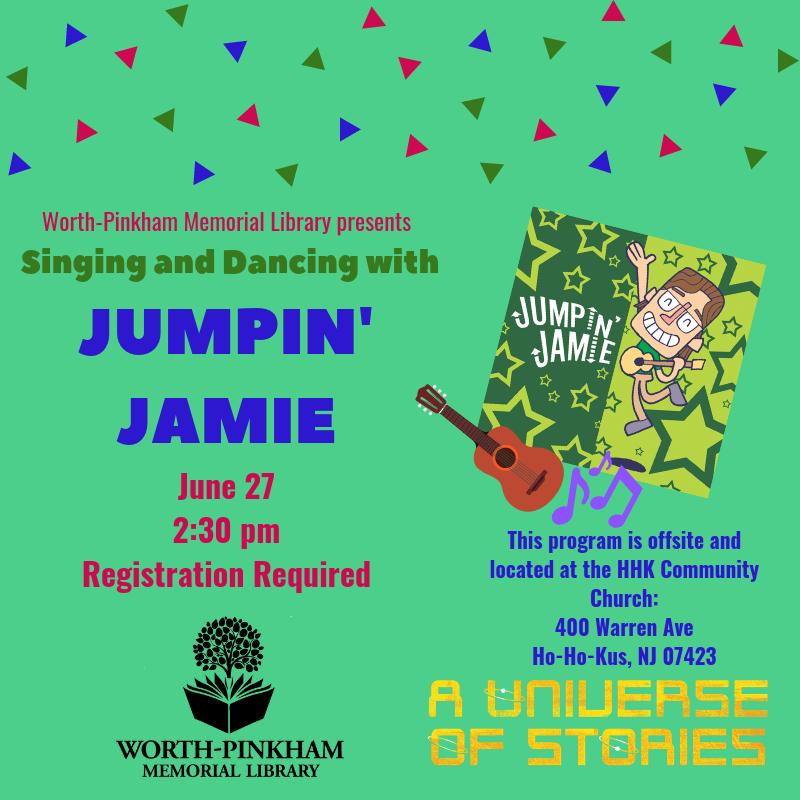 Jumpin' Jamie!