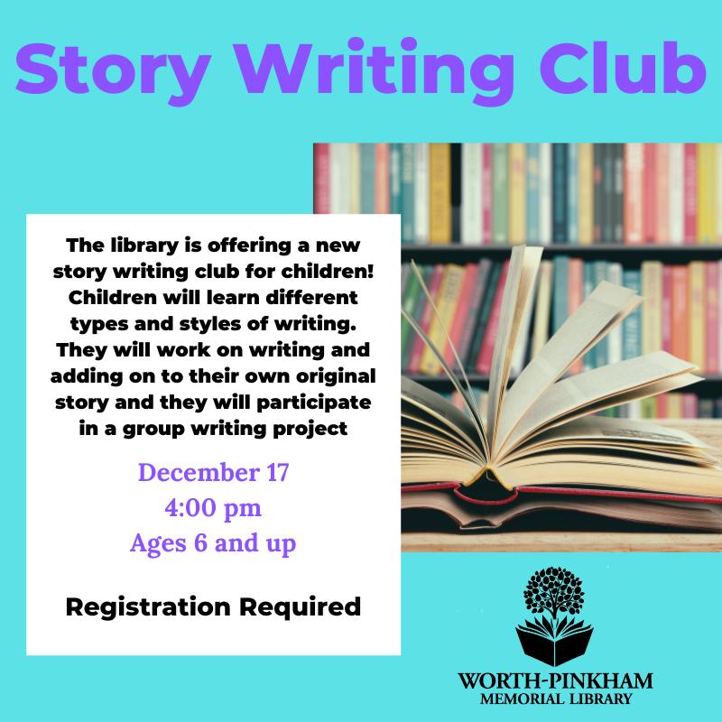 Story Writing Club