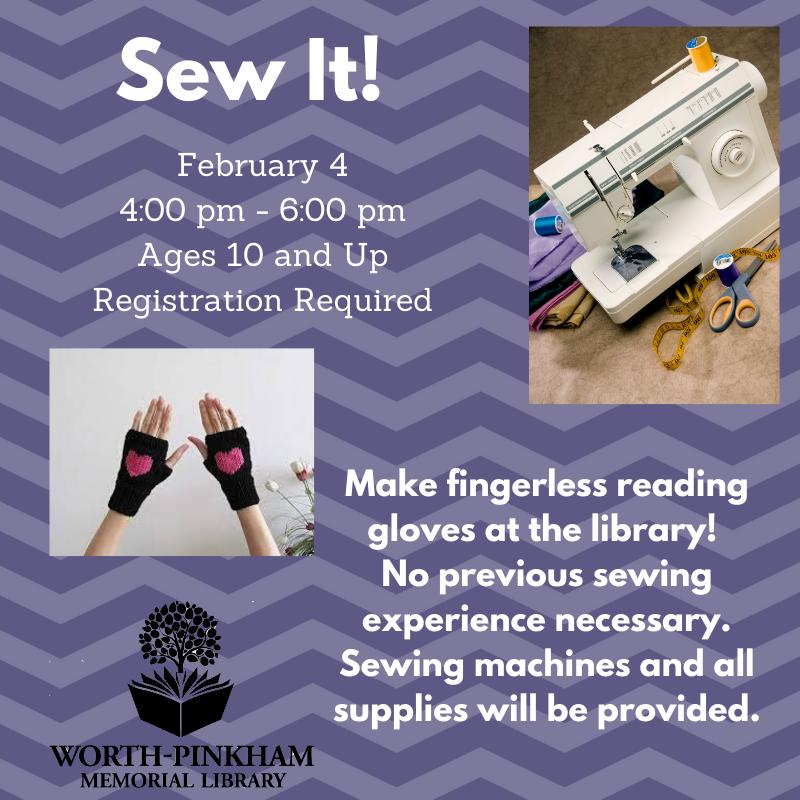 Sew It! - Fingerless Reading Gloves