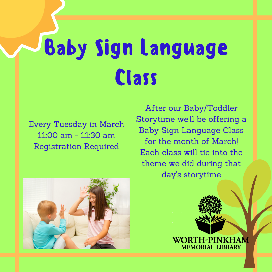 Baby Sign Language Class