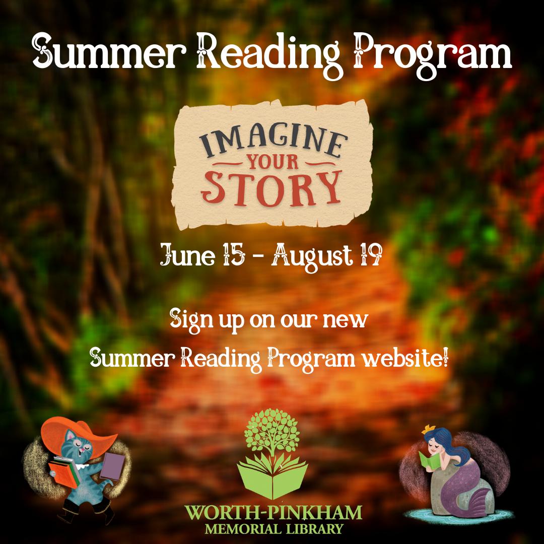 Summer Reading Program Begins!