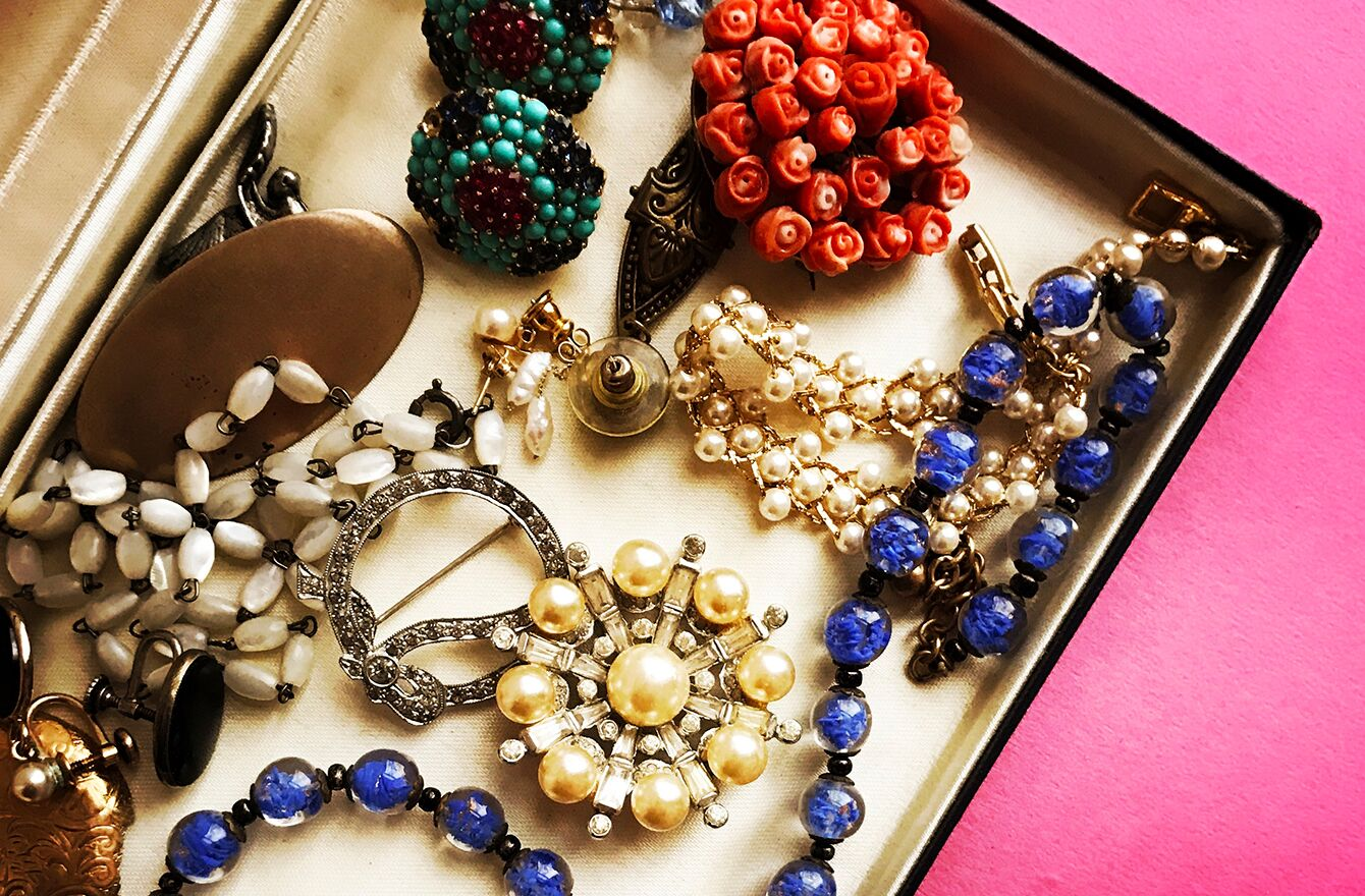 Costume Jewelry: a cultural stroll through the decades
