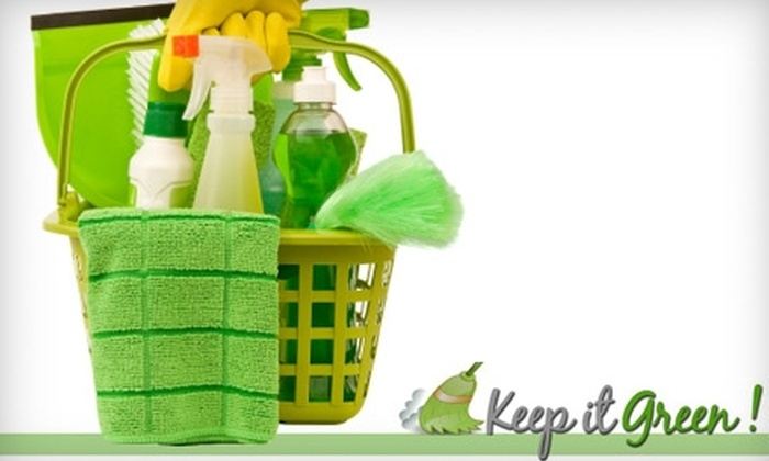 Environmentally Sound Cleaning Products