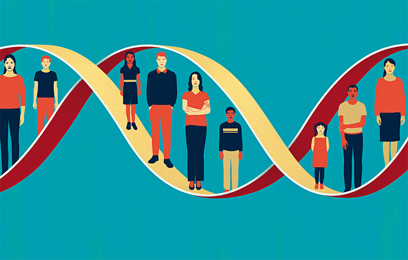 Genetics and You: the genetic expert's guide to at-home genetic tests
