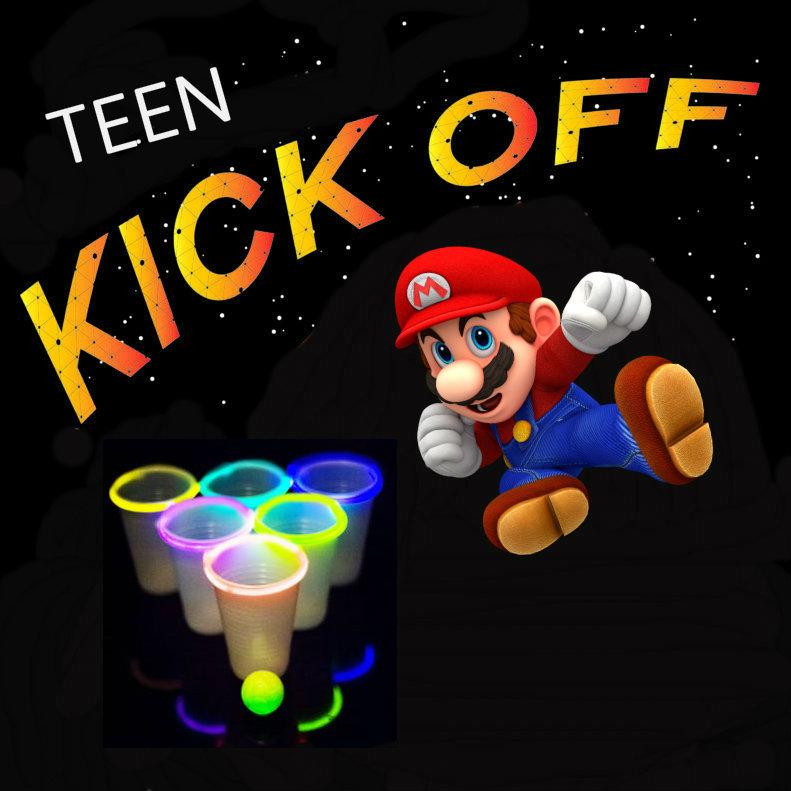 Teen Summer Kickoff Party