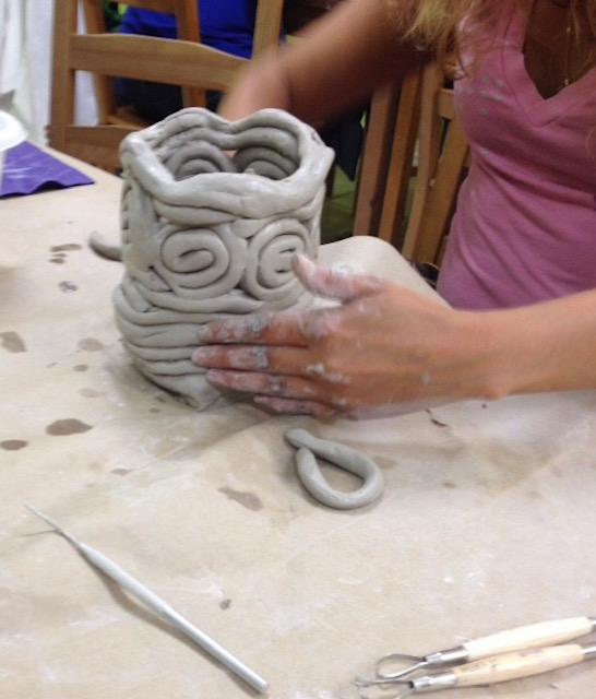CANCELED: Pottery Workshop for Adults