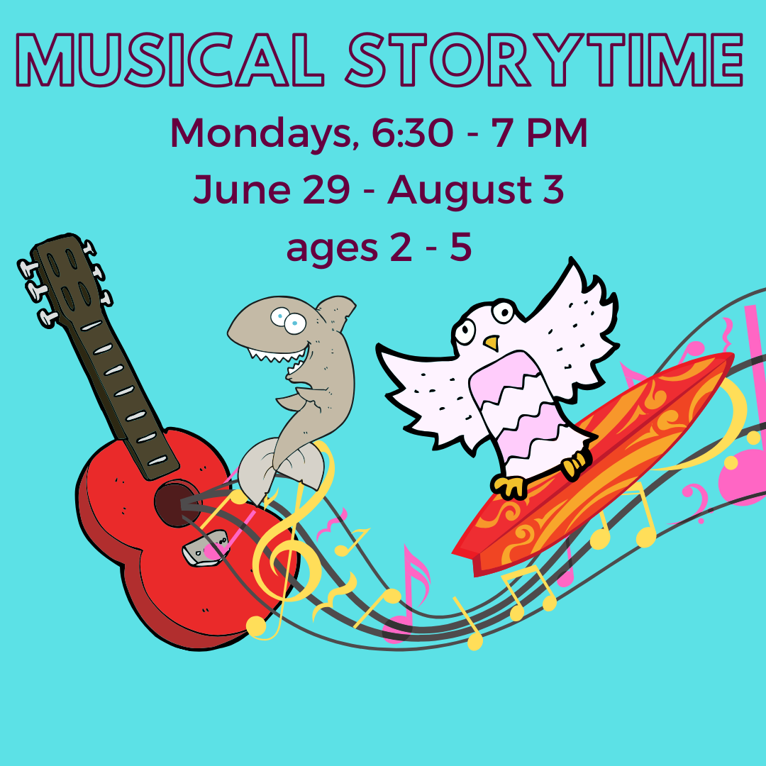 CANCELED: Musical Storytime