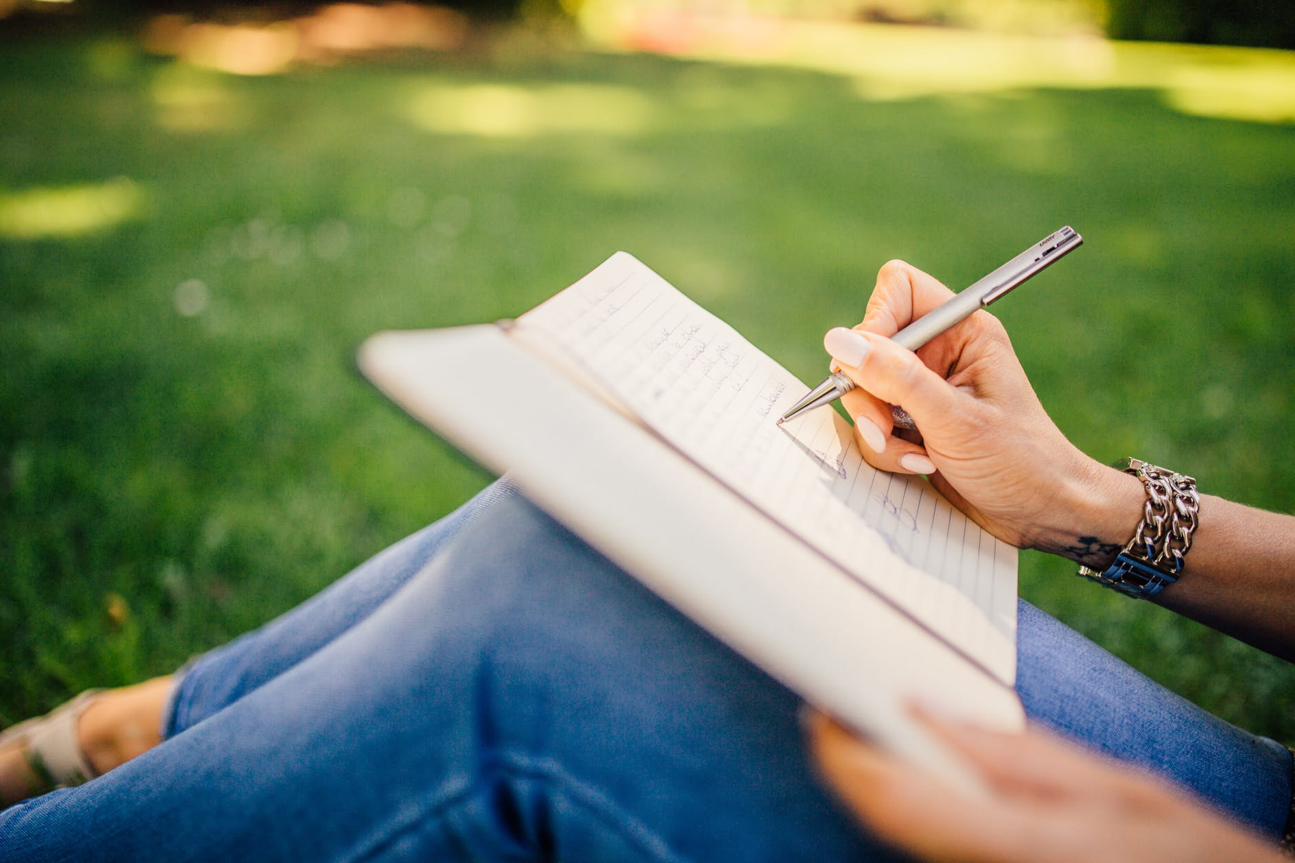 Journaling For Wellness: Write About Your Life Experiences