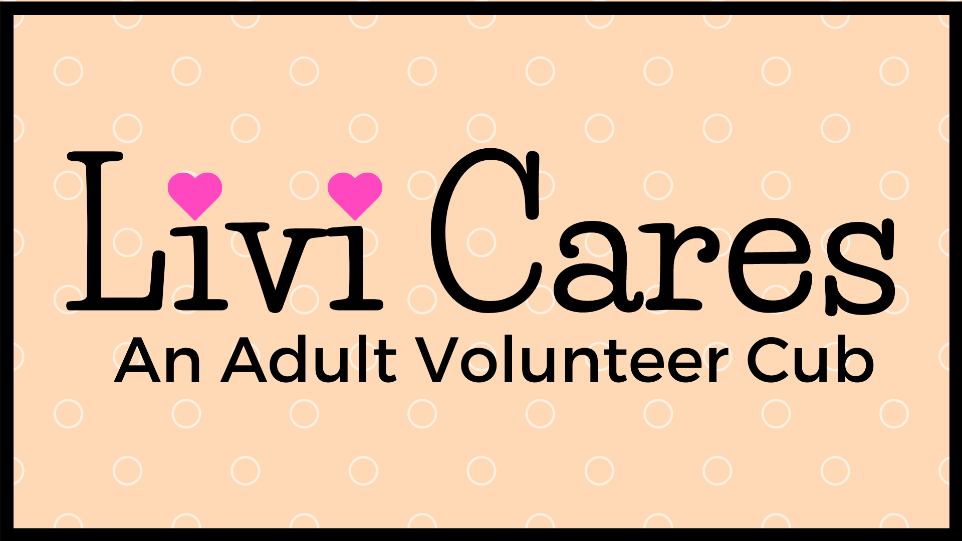CANCELED: Livi Cares Adult Volunteer Club: Napkin Rings