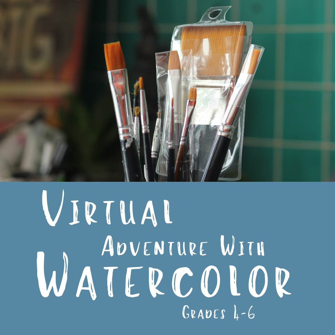 VIRTUAL - Adventure with Watercolor