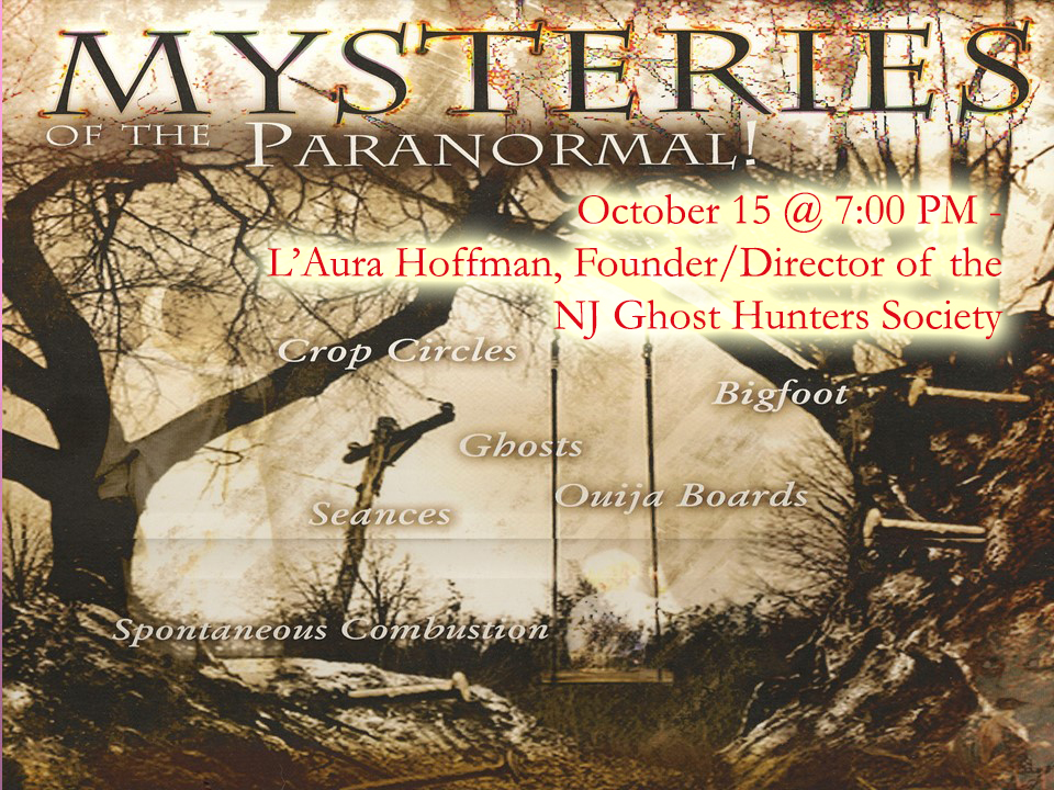 VIRTUAL- Mysteries of the Paranormal