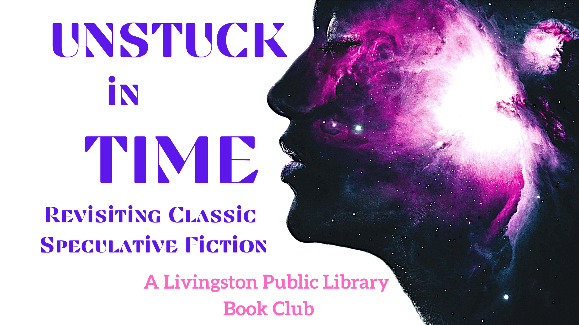 VIRTUAL - Unstuck in Time Book Club