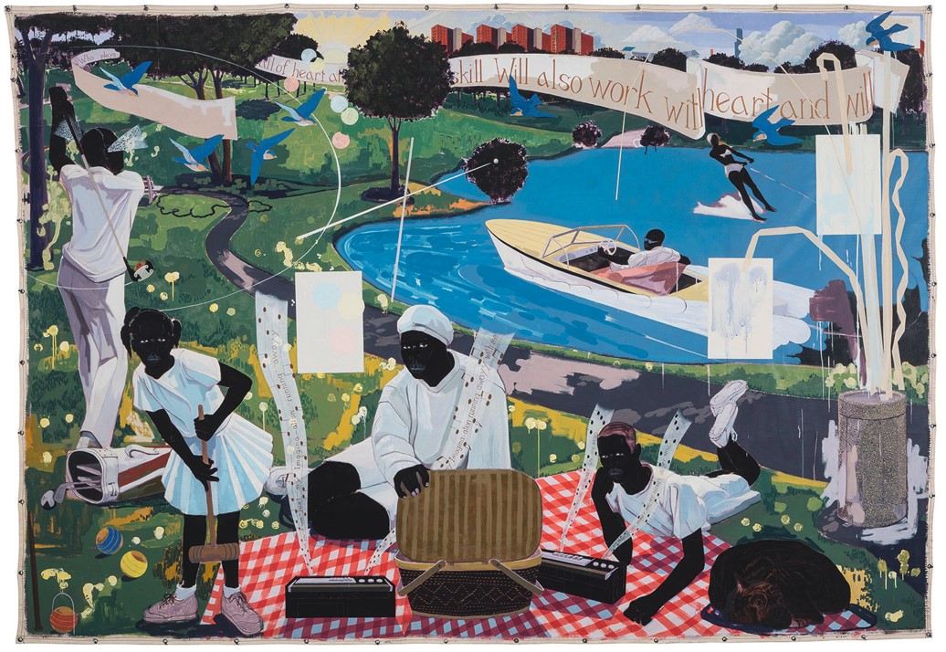 VIRTUAL  Famous African American Artists