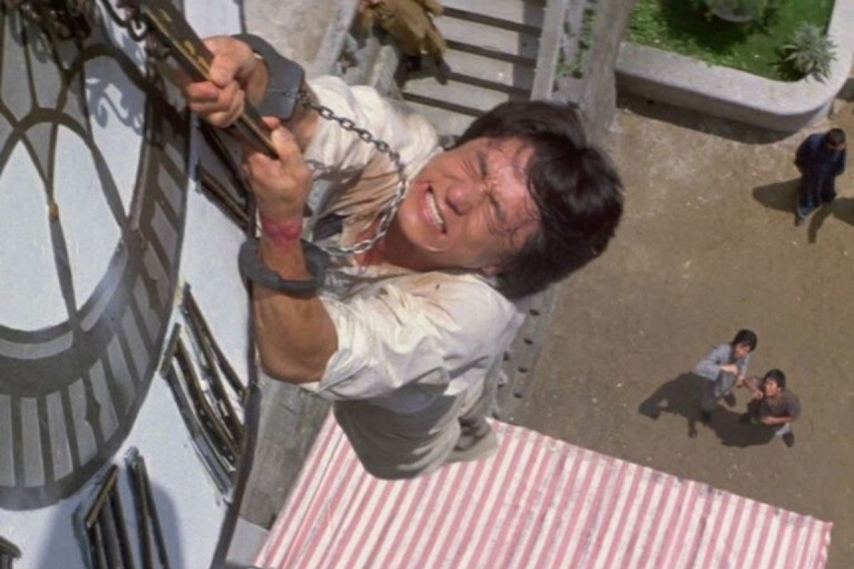 VIRTUAL Living Dangerously on Film: A History of Movie Stunts