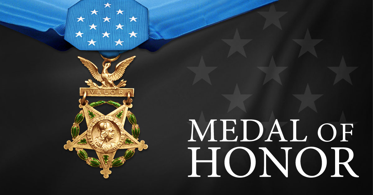 VIRTUAL Ten Astounding Actions Earning a Medal of Honor