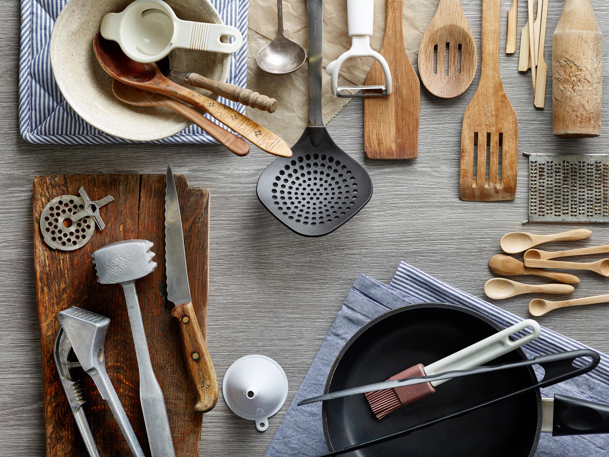 VIRTUAL Essential Kitchen Tools
