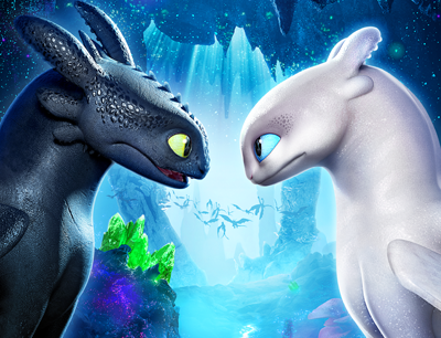 Family Movie- How to Train Your Dragon 3