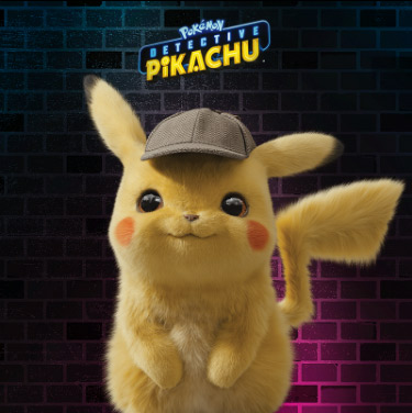 Family Movie- Detective Pikachu