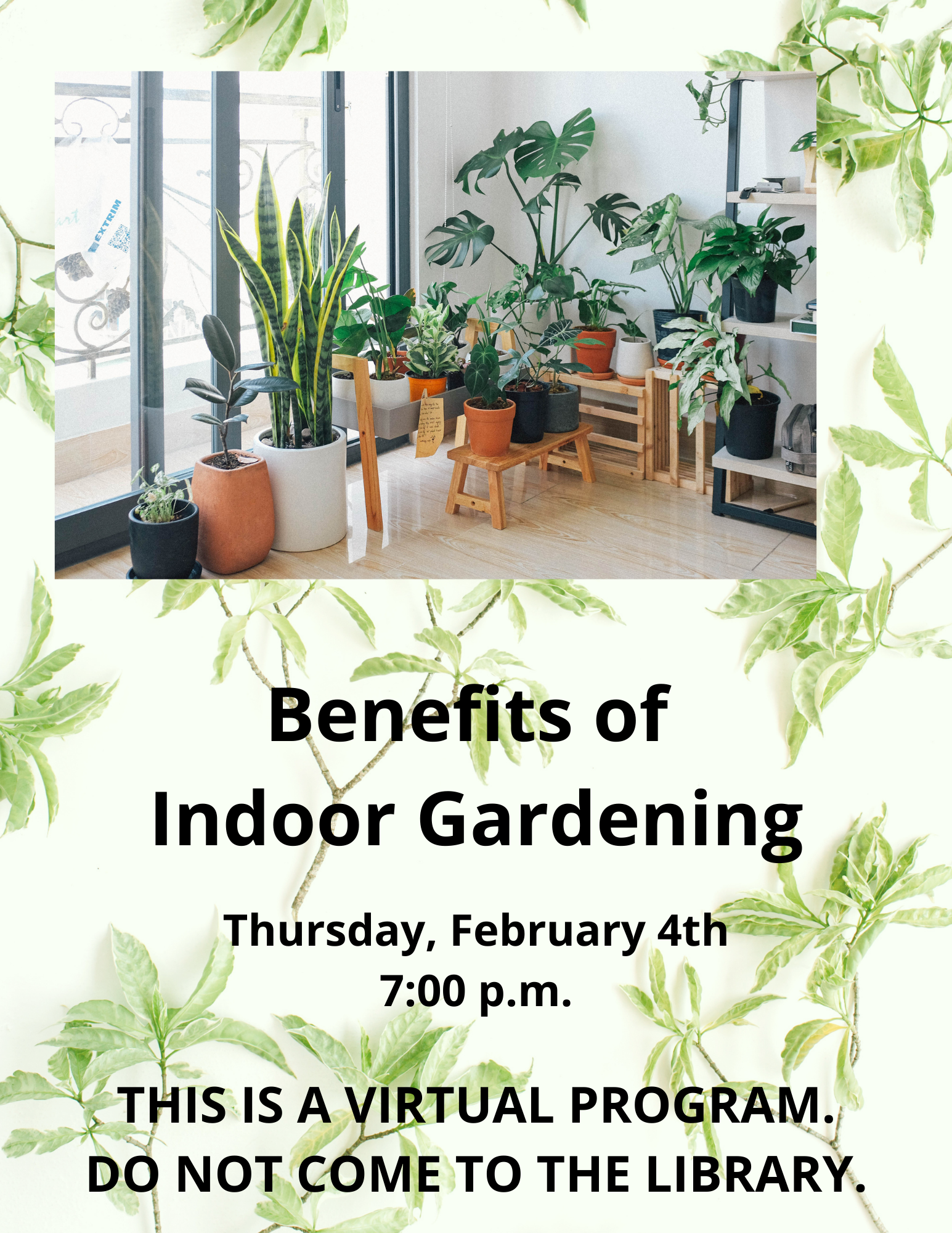 Benefits of Indoor Gardening