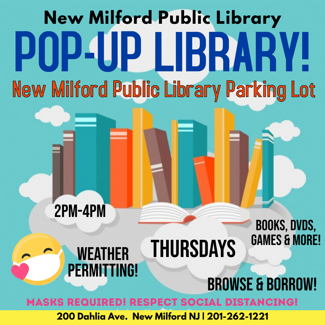 Pop-Up Library!