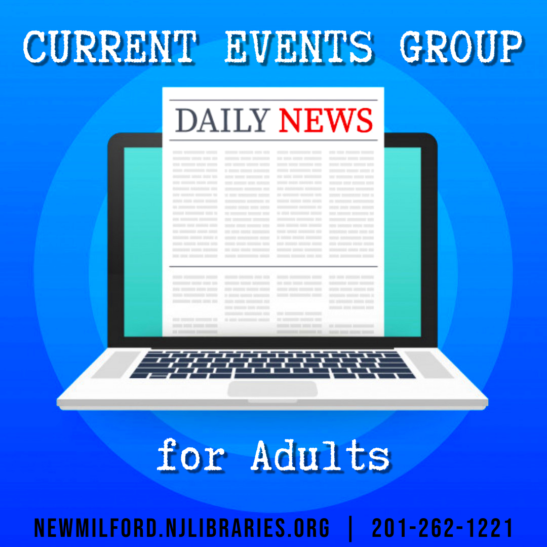 Current Events Group for Adults