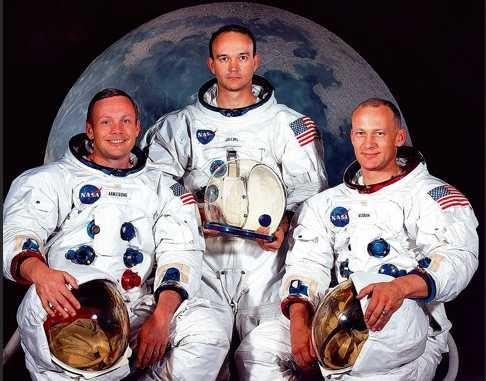 50th Anniversary of Apollo II - First Moon Landing