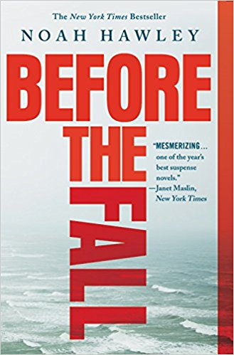 Adult Book Club: Before the Fall