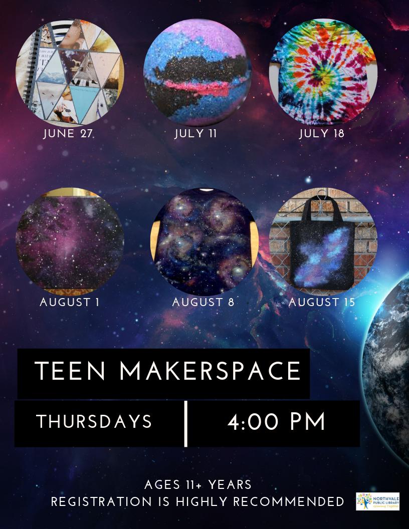 Teen Makerspace