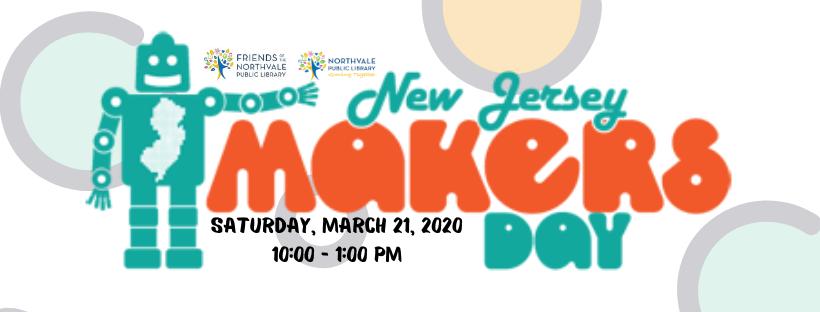 NJ Maker Day 2020
