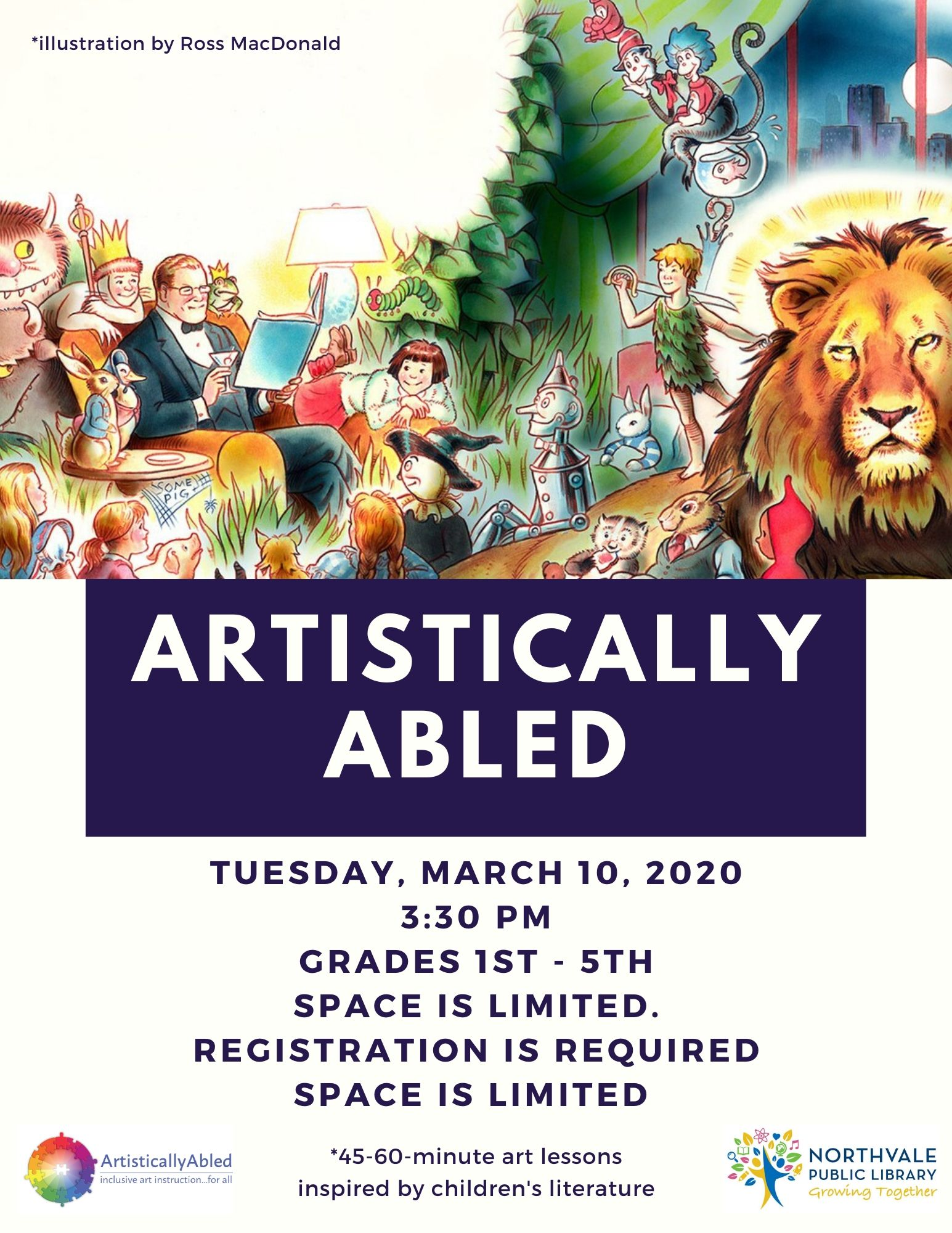 Artistically Abled