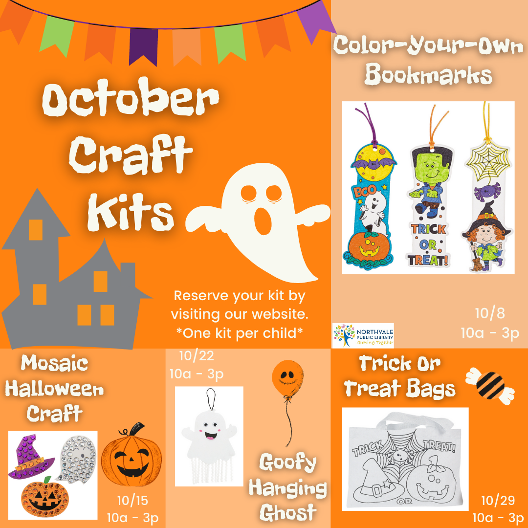 October Craft Kits