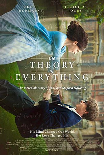 Page to Screen - The Theory of Everything