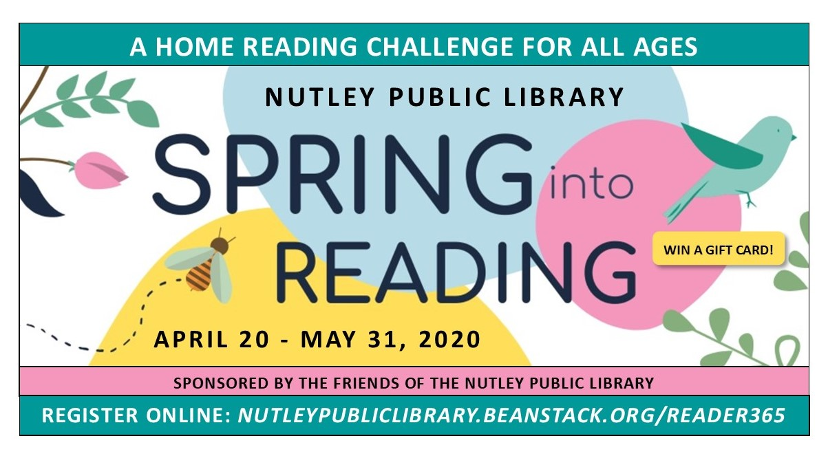 2020 Spring Reading Challenge