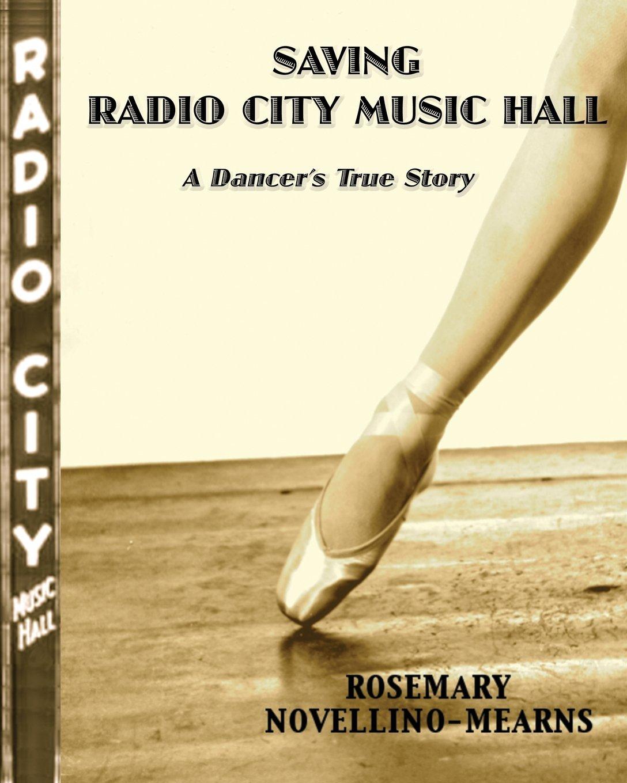 SAVING RADIO CITY - ROSEMARY NOVELLINO-MEARNS