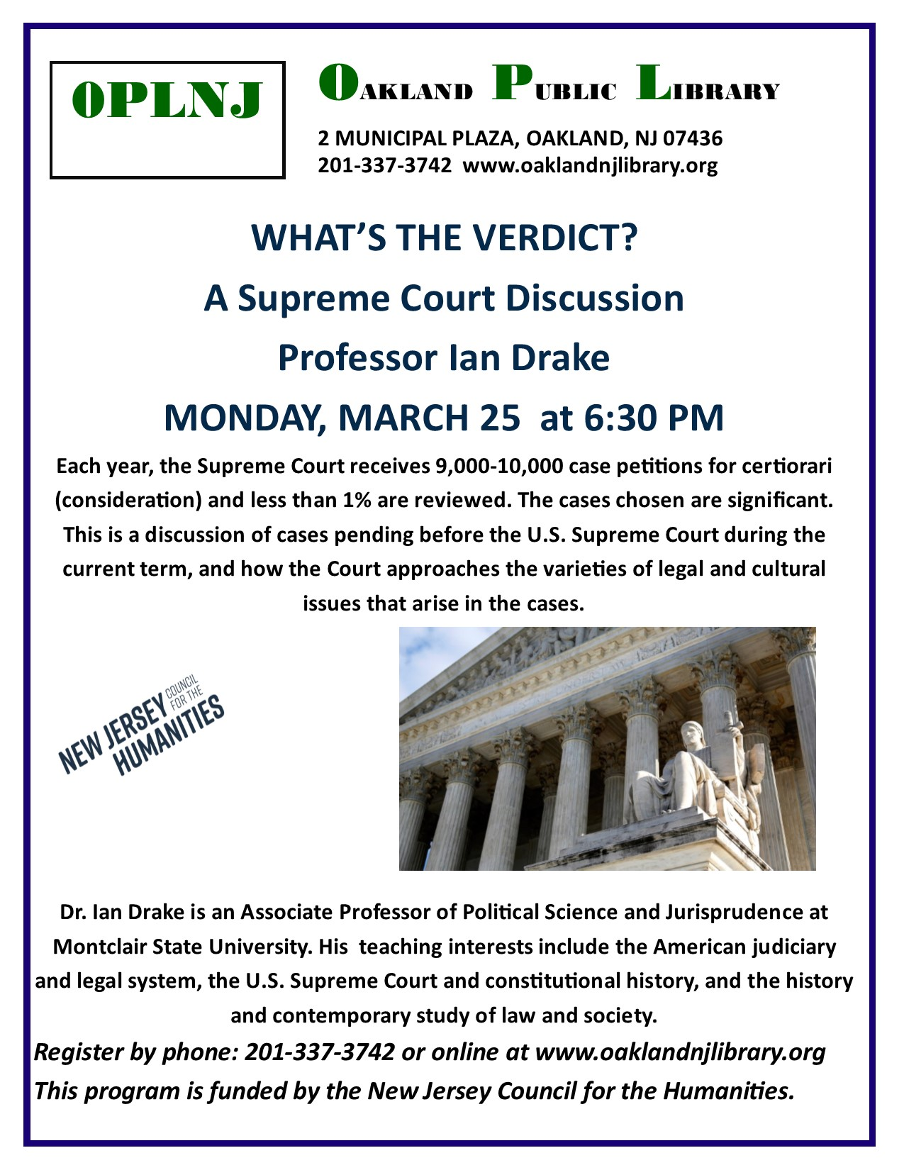 What's the Verdict? A Supreme Court Discussion