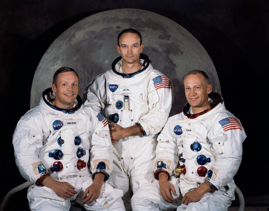 Live Webcast Event! Apollo 11's Historic Moon Landing