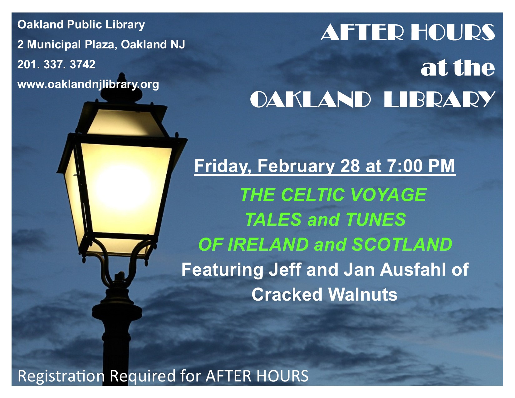 The Celtic Voyage with Jeff and Jan Ausfahl