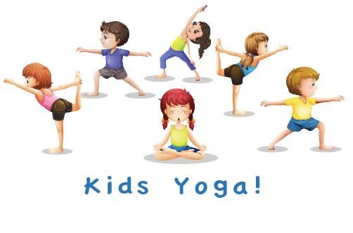 Kids Qigong and Yoga