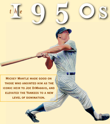 NY Yankees of the 1950's/David Fischer, author
