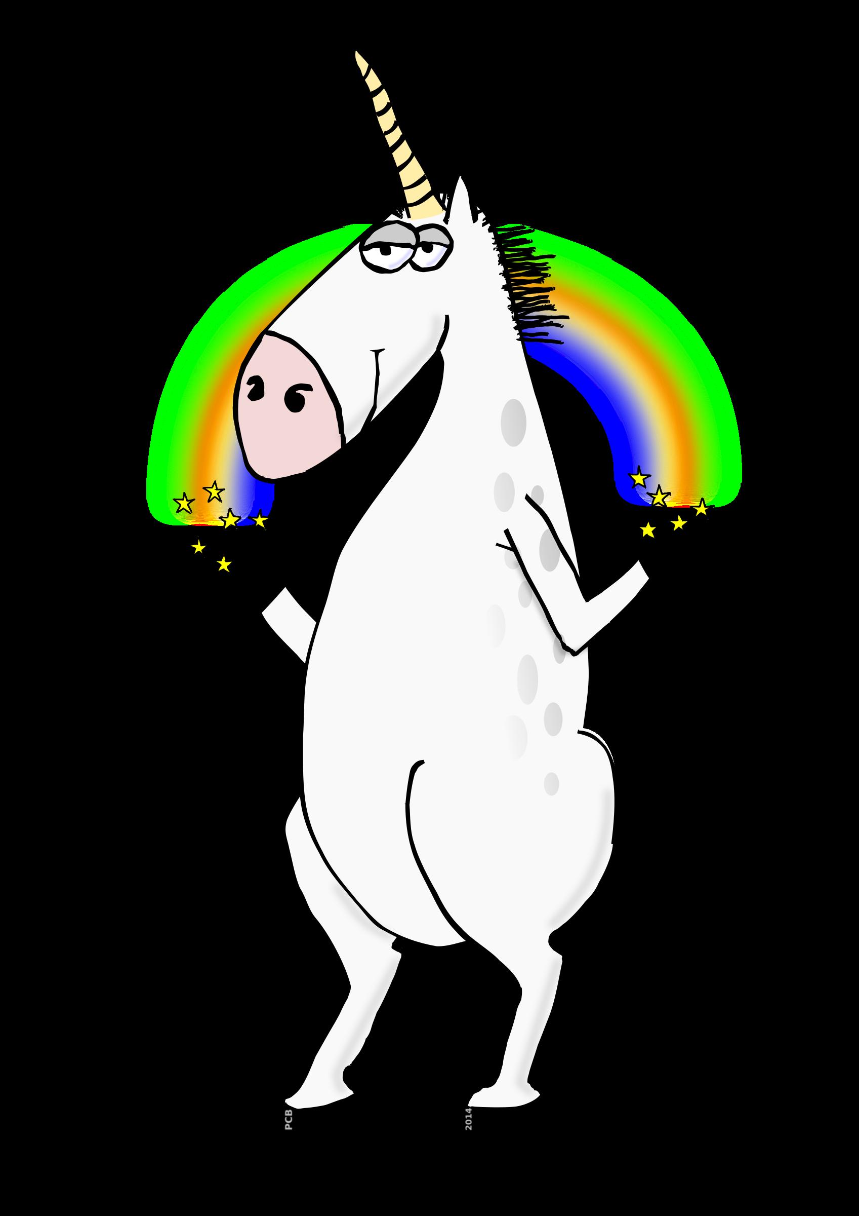 Unicorn Pajama Party