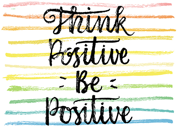 Positivity Rocks!