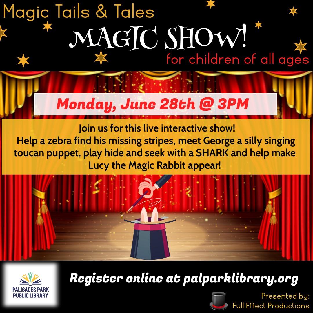 Magic Tails & Tales