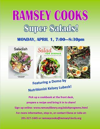 Ramsey Cooks Super Salads