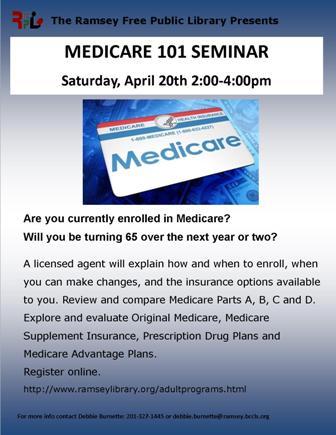 Medicare 101 Information Session