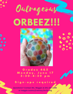 Outrageous Orbeez