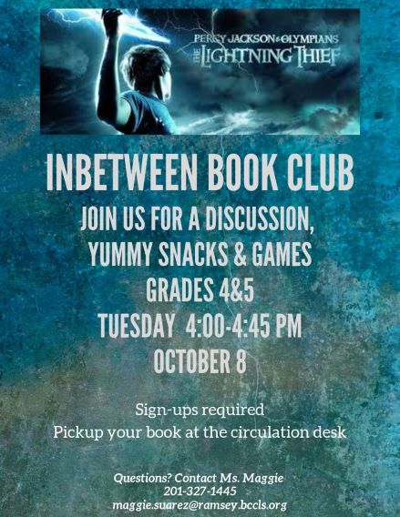 inbeTween Book Club