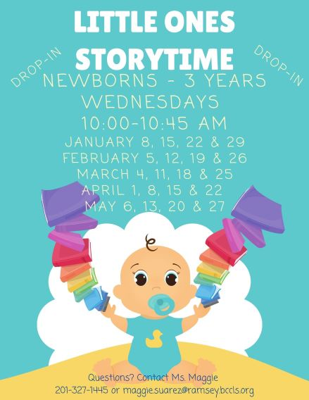 Little Ones Story Time